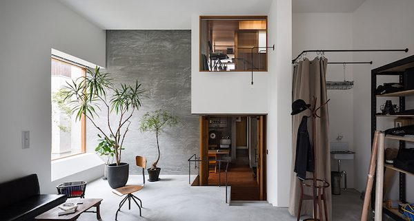 Japanese Photographer's Stylish Abode Is A Dream Home For New Design Dream Home Online Creative